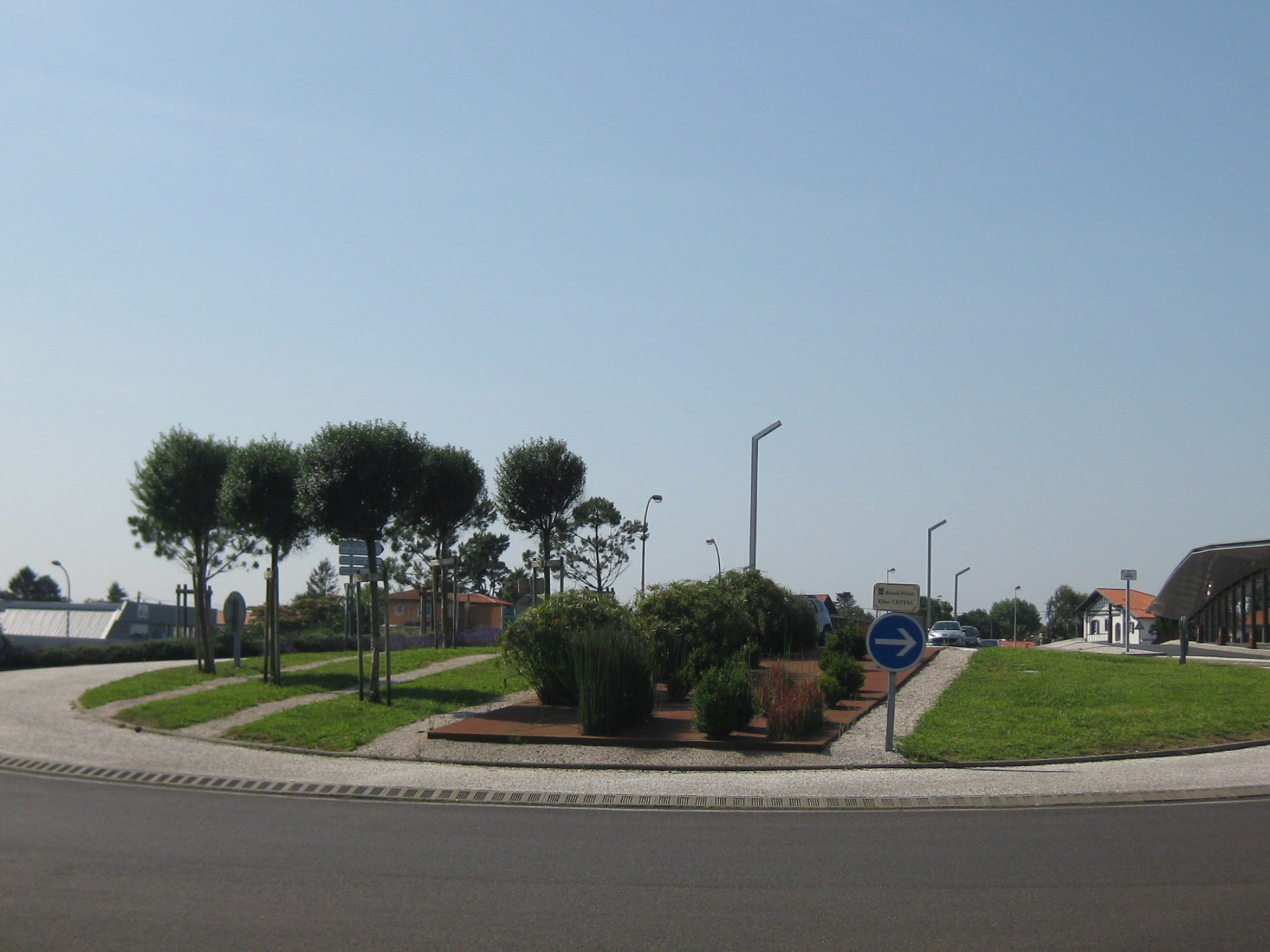 Floriparc, rond point des 5 cantons Anglet